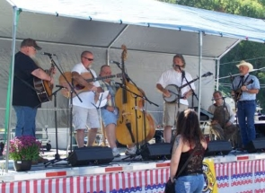 Boones-Mill-Apple-Festival-band-music